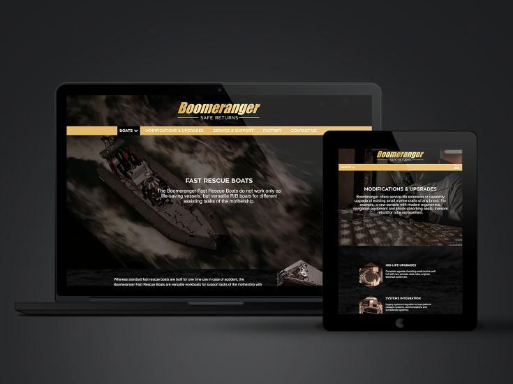 Boomeranger.fi uudistettu kansainvälinen verkkopalvelu